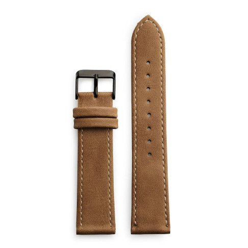 Funky Brown Vegan Leather Strap